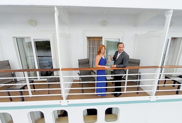 C Balcony Stateroom