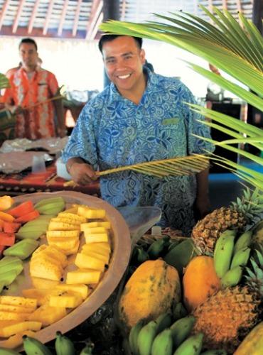 Motu Mahana - South Pacific